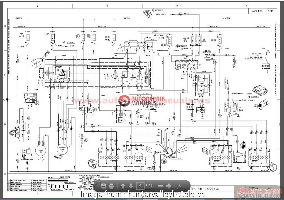 Bobcat  Starter Wiring Diagram Perfect S300 Wiring Diagram