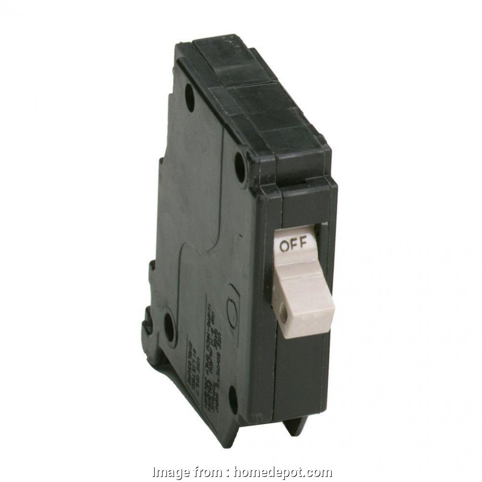 can 12 gauge wire be used with a 15 amp breaker Eaton 15, Single Pole Type CH Breaker Can 12 Gauge Wire Be Used With A 15, Breaker Creative Eaton 15, Single Pole Type CH Breaker Images