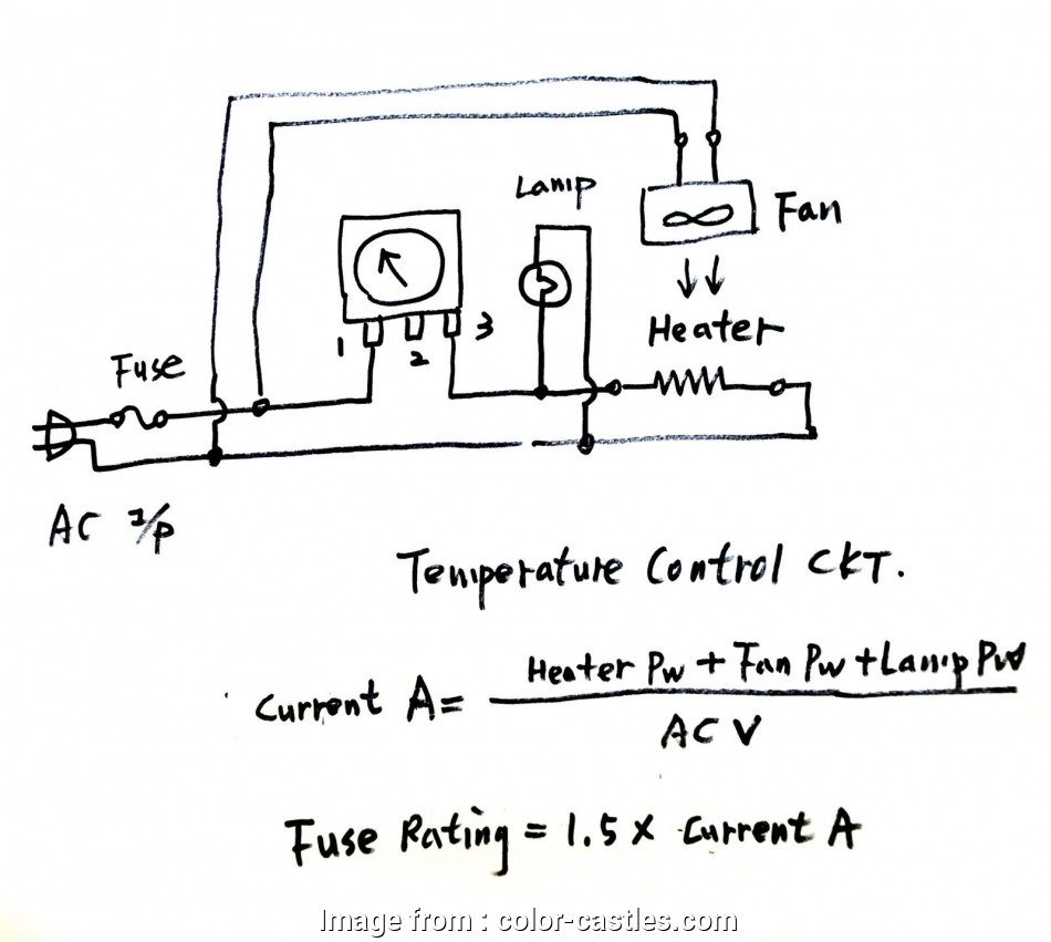 Temperature Wiring Diagram - Wiring Diagrams List on