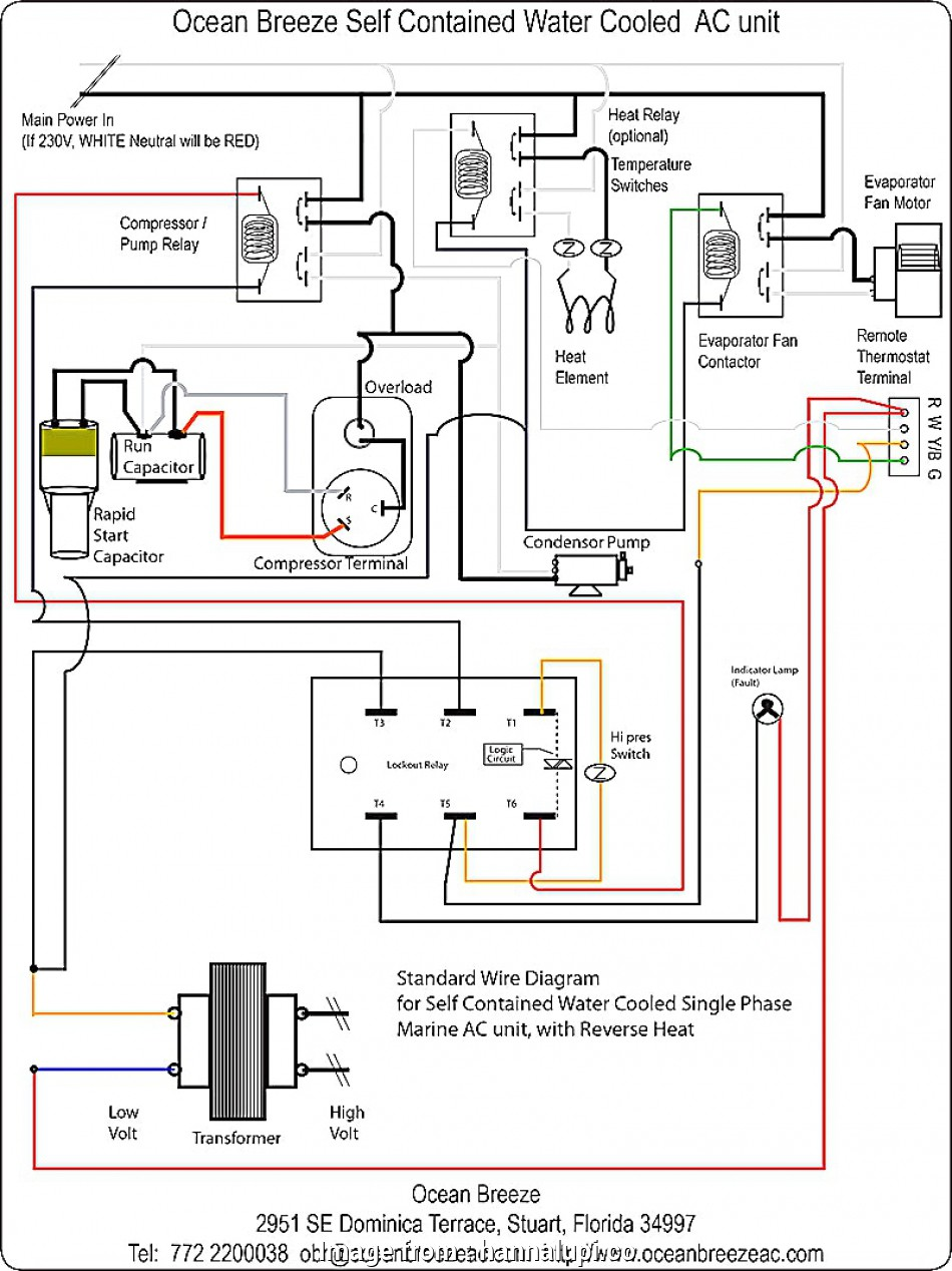 Capillary Thermostat Wiring Diagram Popular Air Handler