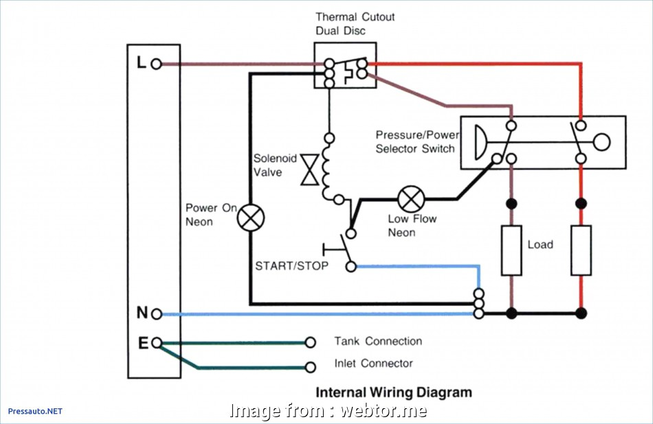 Lighted Toggle Switch Wiring Diagram from tonetastic.info