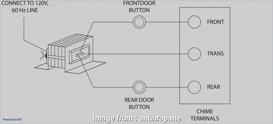 carlon doorbell wiring diagram ... Images Doorbell Transformer Wiring Diagram With Chime Great Carlon Wired Dh852e Bright Carlon Dh852e 0 12 Most Carlon Doorbell Wiring Diagram Pictures