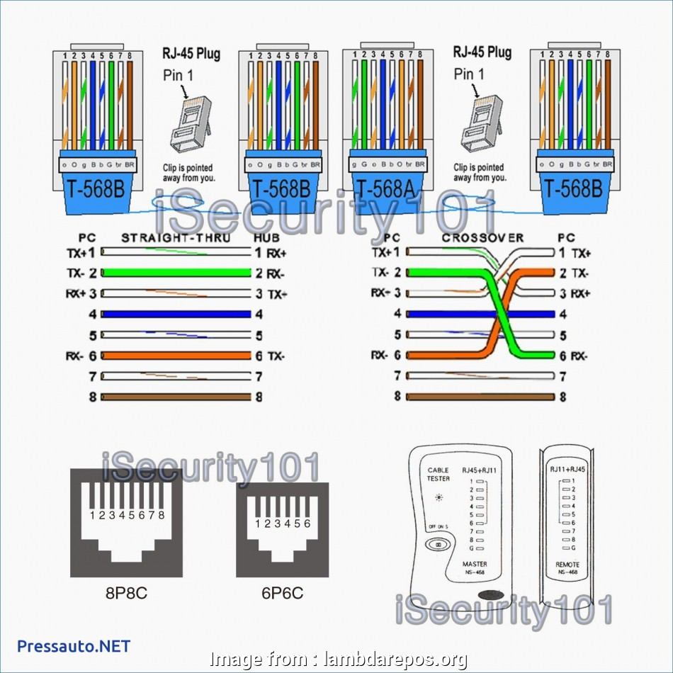 18 Popular Cat 6 Cable Wiring Diagram Pictures
