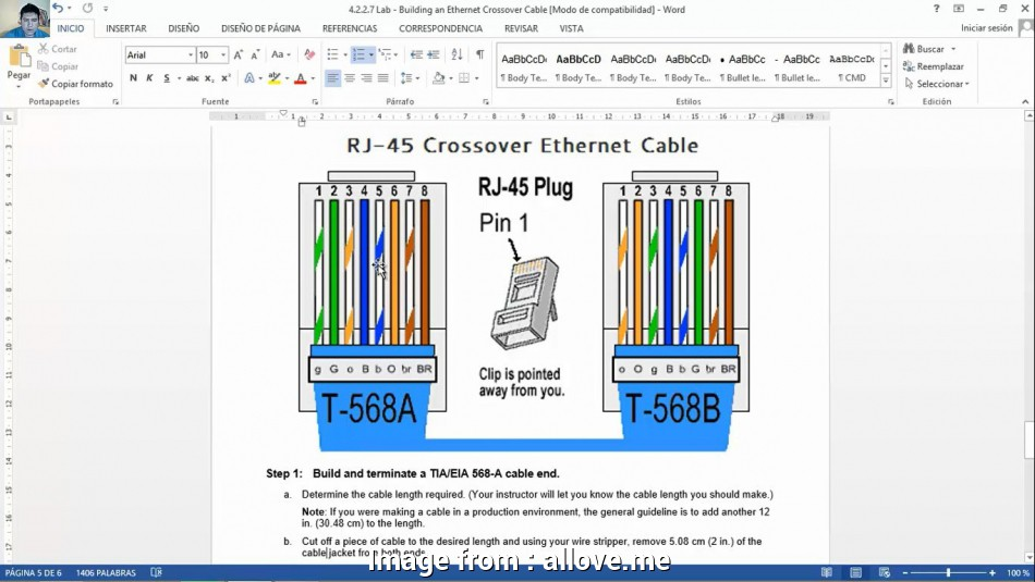cat6 ethernet wiring diagram Cat5e Wiring Diagram A Or B With T568A T568B RJ45 Cat6 Ethernet, New 10 Top Cat6 Ethernet Wiring Diagram Images