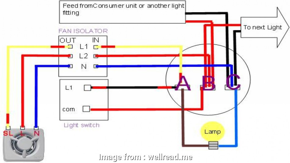 Ceiling  3 Speed Switch Wiring Diagram New Security Camera