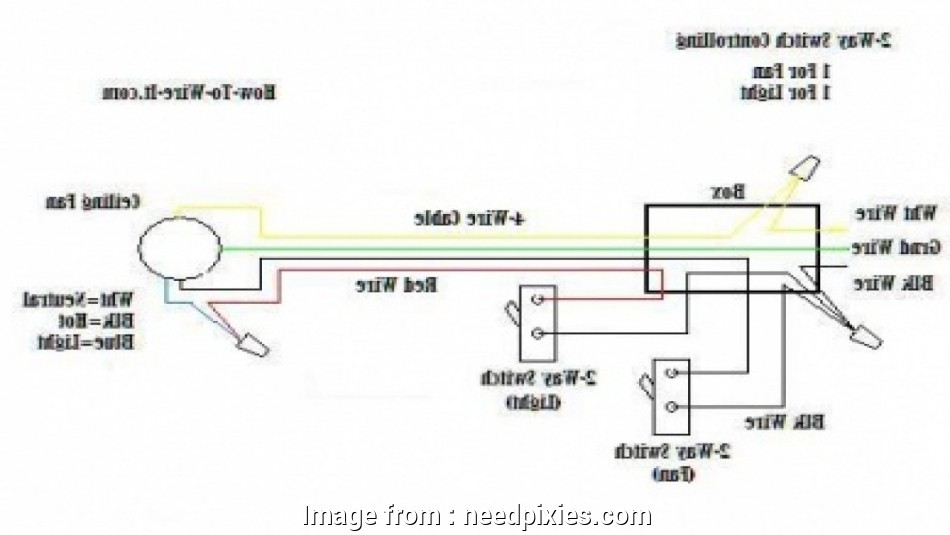 Ceiling, Model 5745 Wiring Diagram Most Hampton, Ceiling ... on