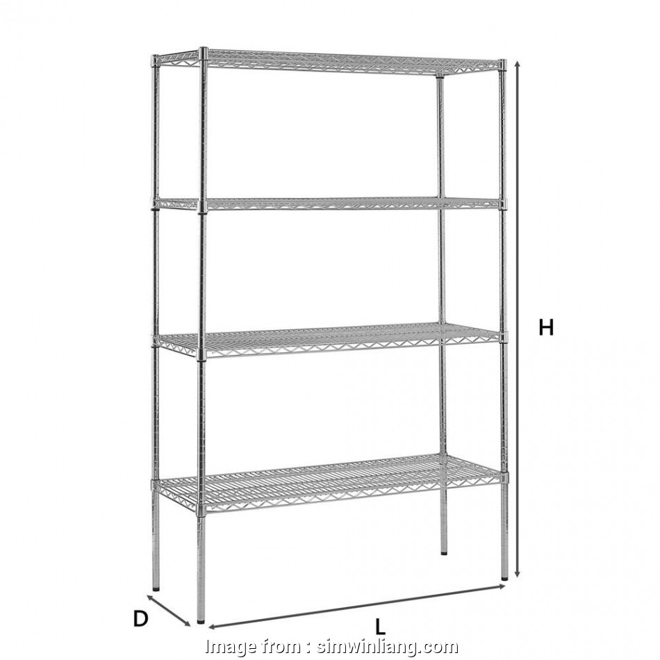 chrome wire shelving singapore Chrome Plated Wire Shelving, Shelf Levels by simwinliang.com 18 Top Chrome Wire Shelving Singapore Ideas