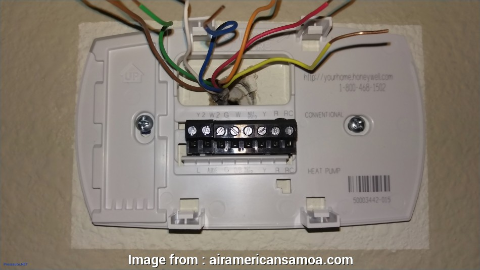 Conventional Thermostat Wiring Diagram Best Honeywell Wifi