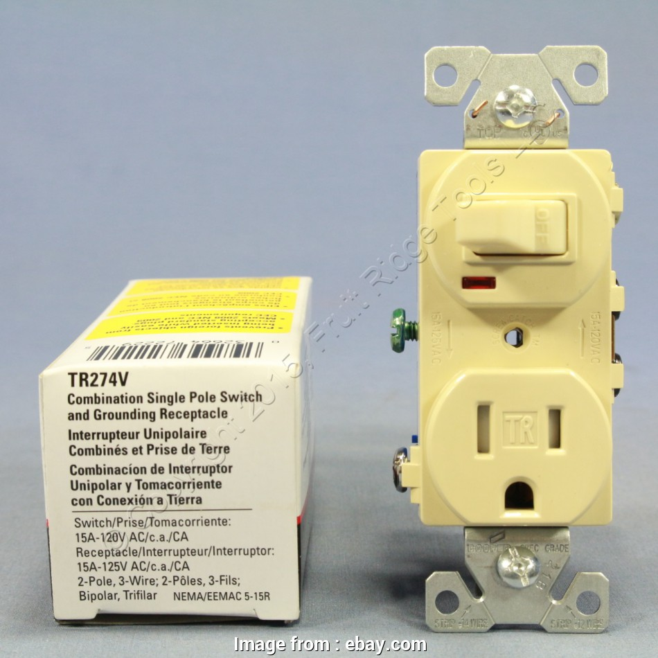 cooper wiring devices single pole switch and grounding receptacle Details about Cooper Ivory TAMPER RESISTANT Toggle Light Switch Outlet Receptacle, TR274V 11 Simple Cooper Wiring Devices Single Pole Switch, Grounding Receptacle Collections