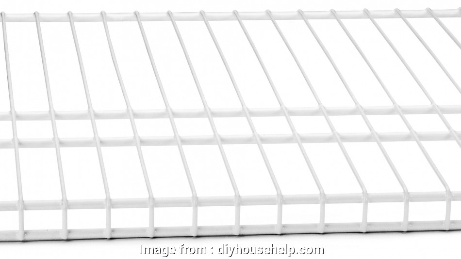 cutting white wire shelving Best, for Cutting Wire Shelving,, House Help 8 Fantastic Cutting White Wire Shelving Ideas
