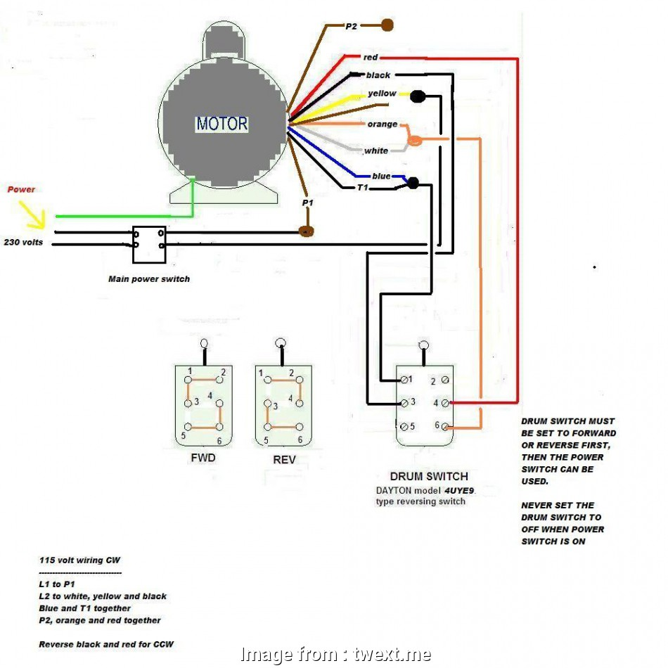 dayton electric motors wiring diagram Dayton Electric Motors Wiring Diagram Download, twext.me 9 Popular Dayton Electric Motors Wiring Diagram Photos
