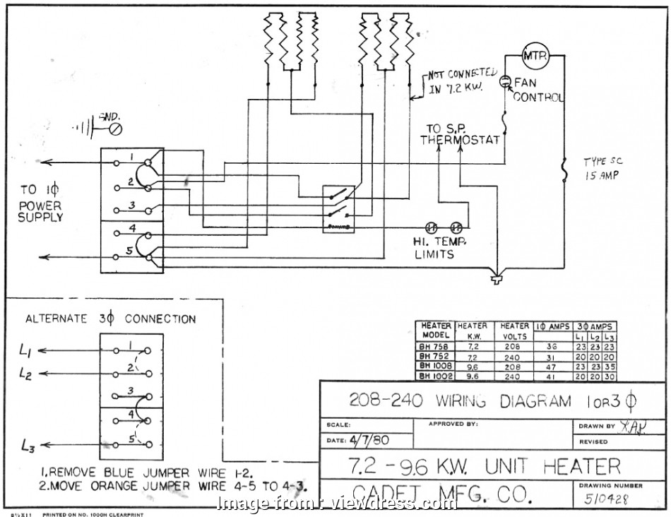 Dayton Thermostat Wiring Diagram Professional Outstanding