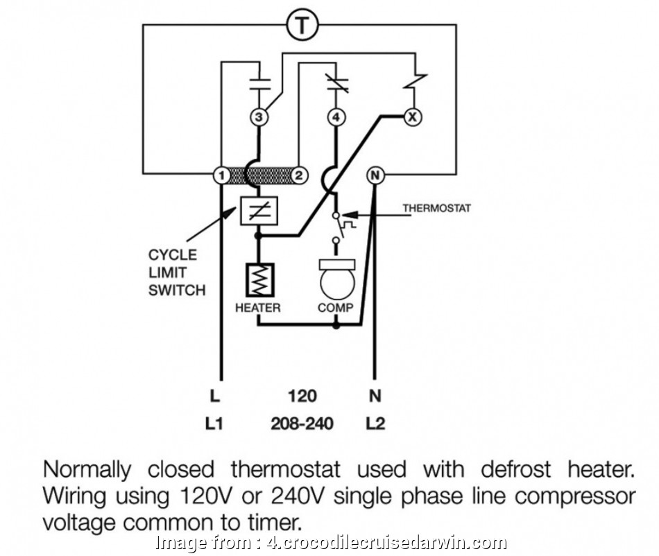 defrost thermostat wiring diagram Paragon Defrost Timer Wiring Diagram Wiring Diagrams Defrost Timer Freezer Defrost Wiring 9 Professional Defrost Thermostat Wiring Diagram Solutions
