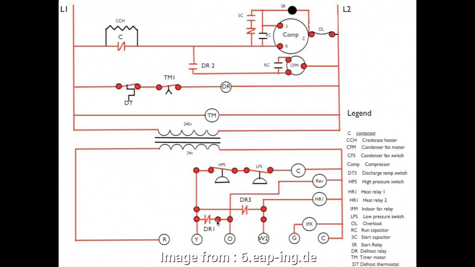 Defrost Thermostat Wiring Diagram Cleaver Heat Pump