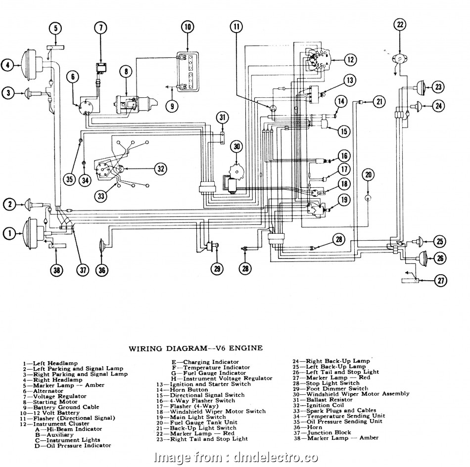 Delco Starter Wiring Diagram Creative Delco Remy Headlight