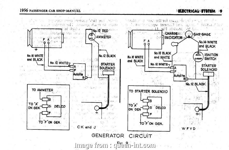 Delco Starter Wiring Diagram Practical Delco Remy Starter