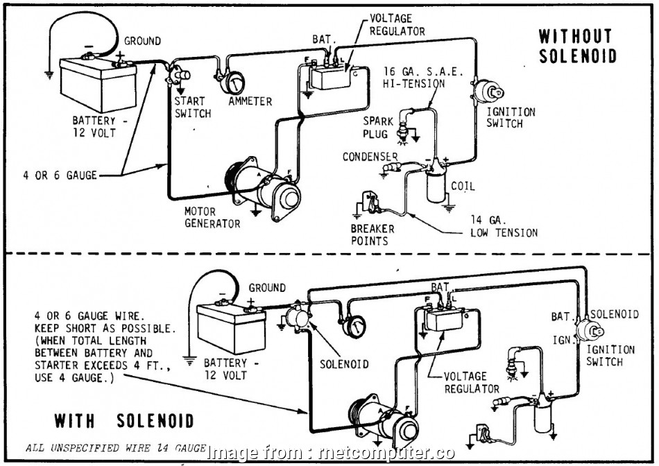 diagram delco starter generator wiring diagram 1101997 full