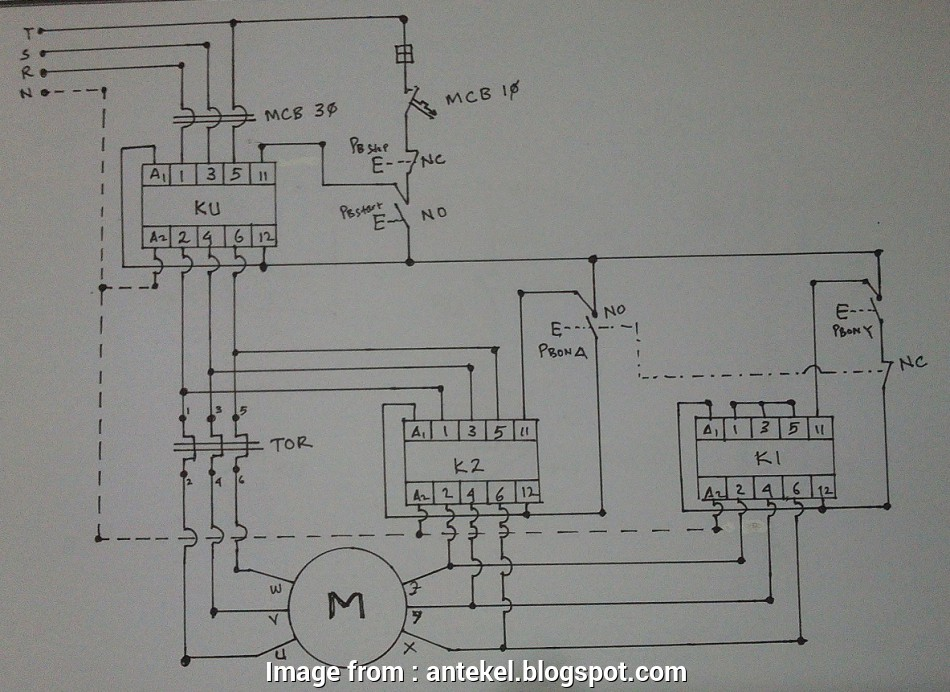 Dol Starter    Wiring       Diagram    Tamil Best    WIRING       DIAGRAM    STAR   DELTA    CONNECTION IN 3PHASE INDUCTION