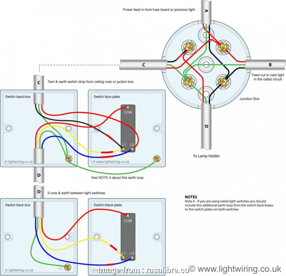double light switch wiring 3, switching from junction, random 2 dual light switch wiring rh mamma, me 6-Way Light Switch Diagram Light Switch Double Pole 11 Best Double Light Switch Wiring Solutions