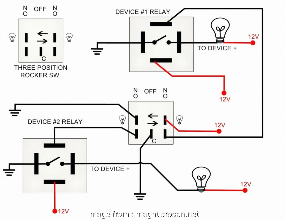 Dpdt Center  Toggle Switch Wiring Professional Wiring
