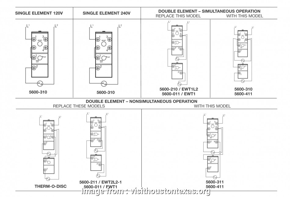 Electric Baseboard Thermostat Wiring Diagram Brilliant