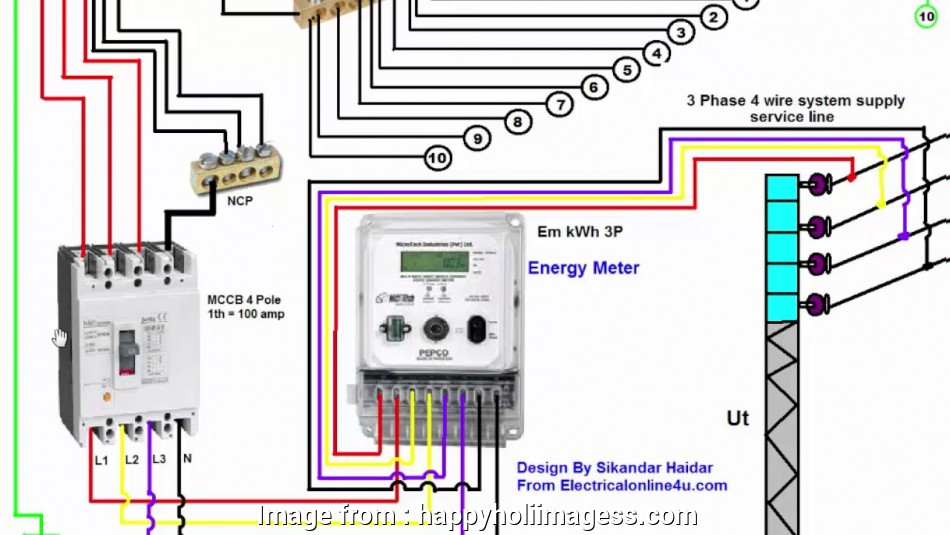 Electric Meter Wiring Diagram Uk Creative Maxresdefault To Electric