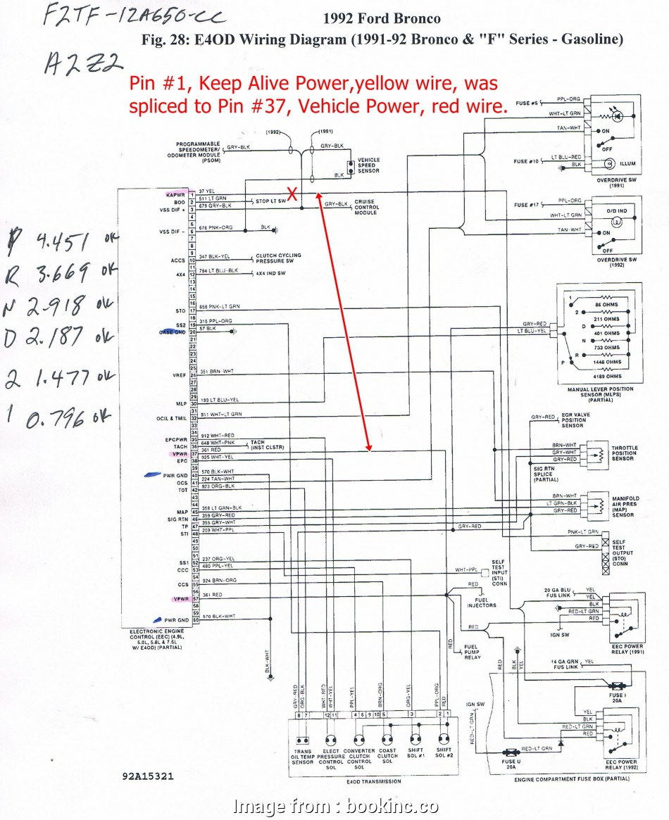Electric Oven Thermostat Wiring Diagram Por E4Od Wiring ... on