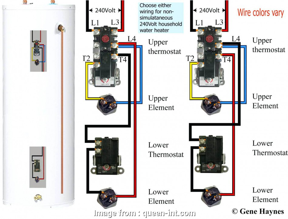 electric water heater wiring requirements Hot Water Heater Wiring Diagram, Wiring Diagram, Electric Water Heater Save, To Wire A Hot 8 Most Electric Water Heater Wiring Requirements Solutions