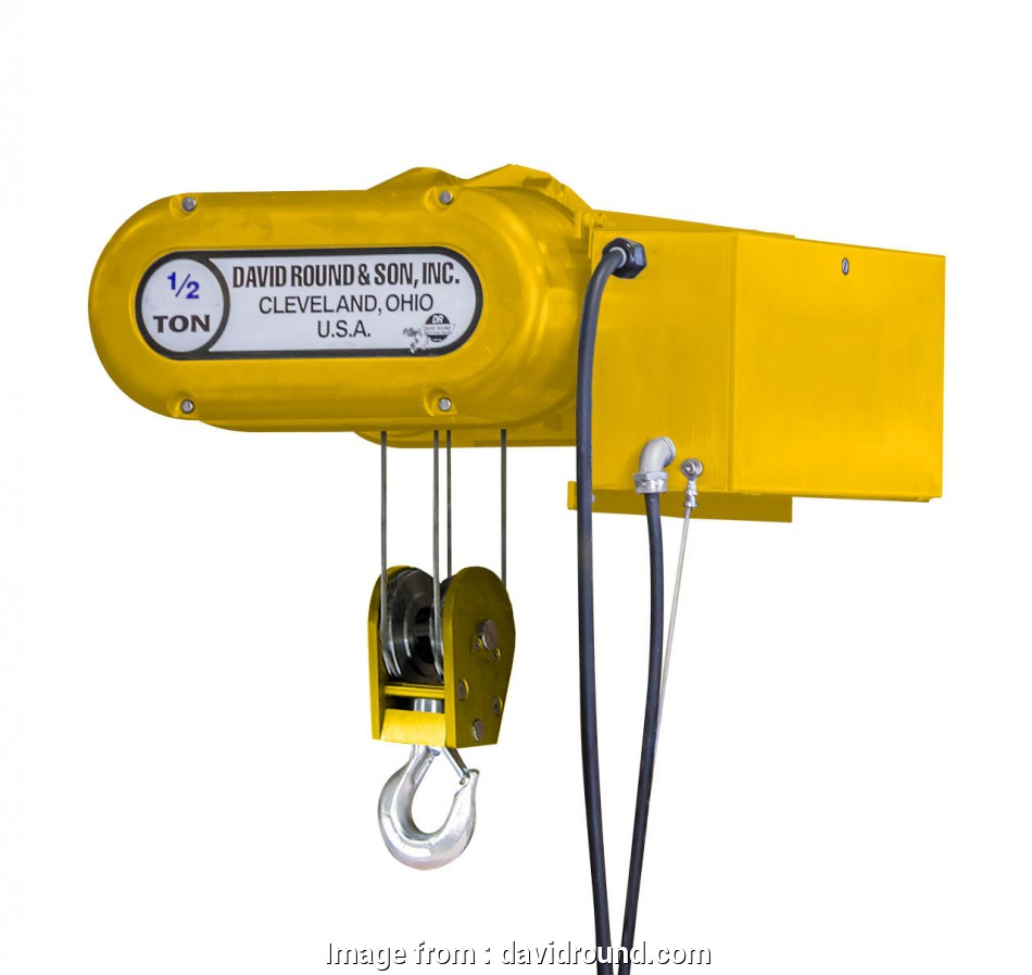 electric wire rope hoist Electric Wire Rope Hoist, Single & Two-Speeds Available 15 Cleaver Electric Wire Rope Hoist Ideas