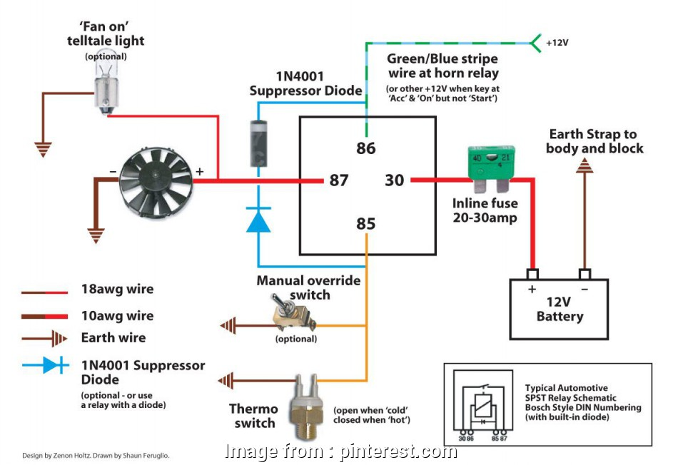 electric fan wiring diagram with switch electric-fan-wiring-diagram-Also-here-is-the-wiring-diagram-I-used 15 Best Electric, Wiring Diagram With Switch Photos