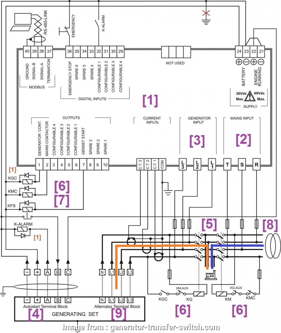 electrical changeover switch wiring diagram automatic changeover switch, generator circuit diagram 9 Perfect Electrical Changeover Switch Wiring Diagram Photos