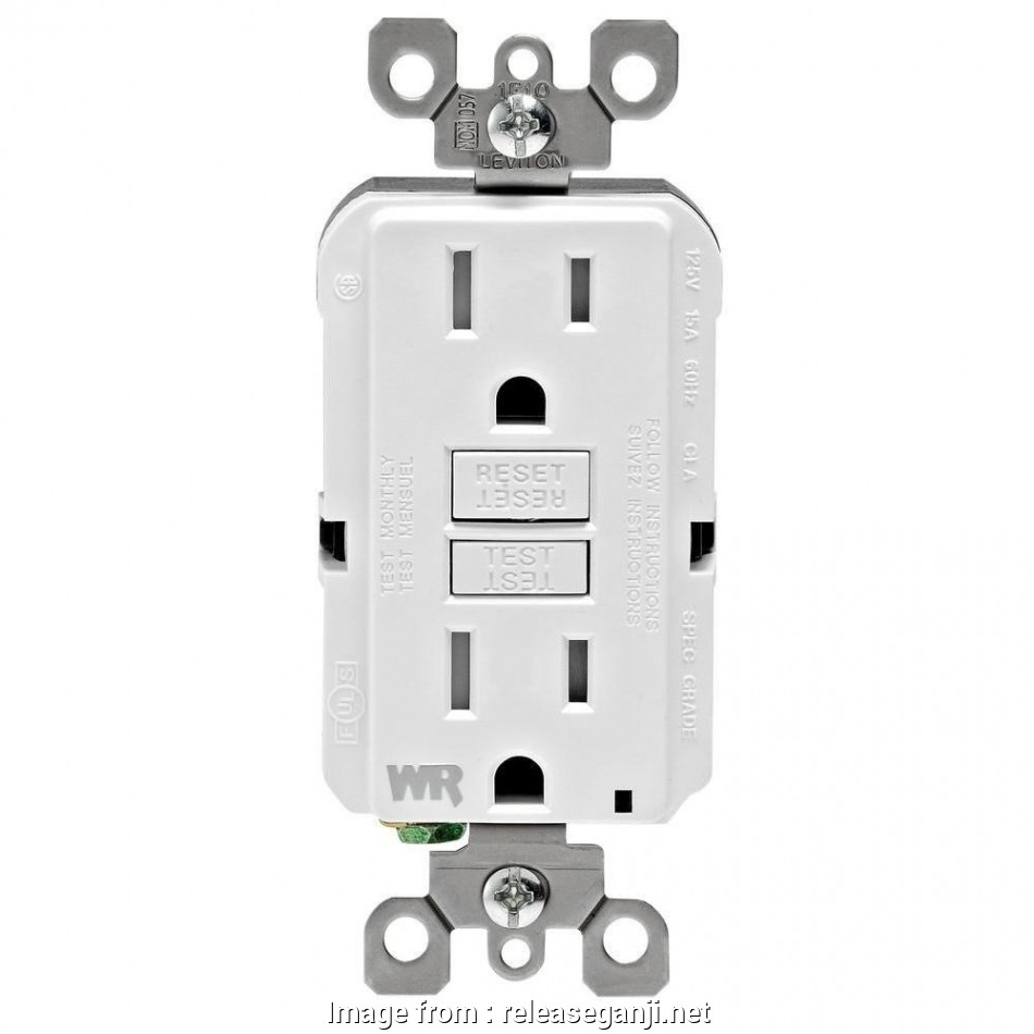 Electrical Outlet Receptacle Wiring Simple Electrical ...