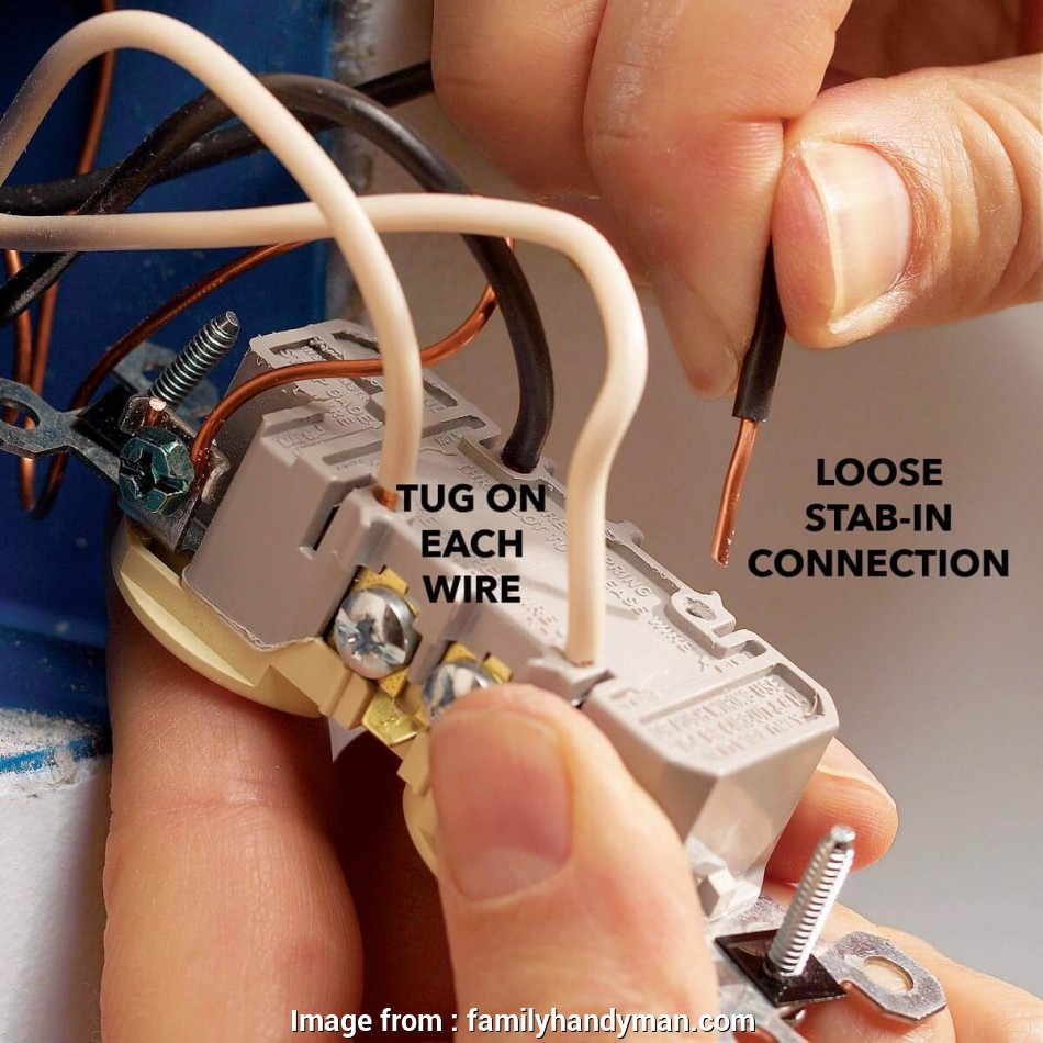 electrical outlet repair diy Troubleshooting Dead Outlets, What to do When GFCI Wont Reset 10 Cleaver Electrical Outlet Repair Diy Collections