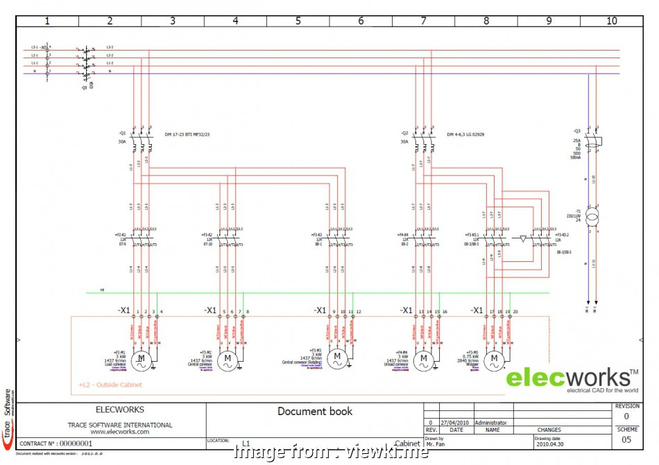 electrical panel wiring diagram software free download Power Control Schematics Elecworks 12 Electrical Panel Wiring Diagram Software Free 14 Popular Electrical Panel Wiring Diagram Software Free Download Pictures