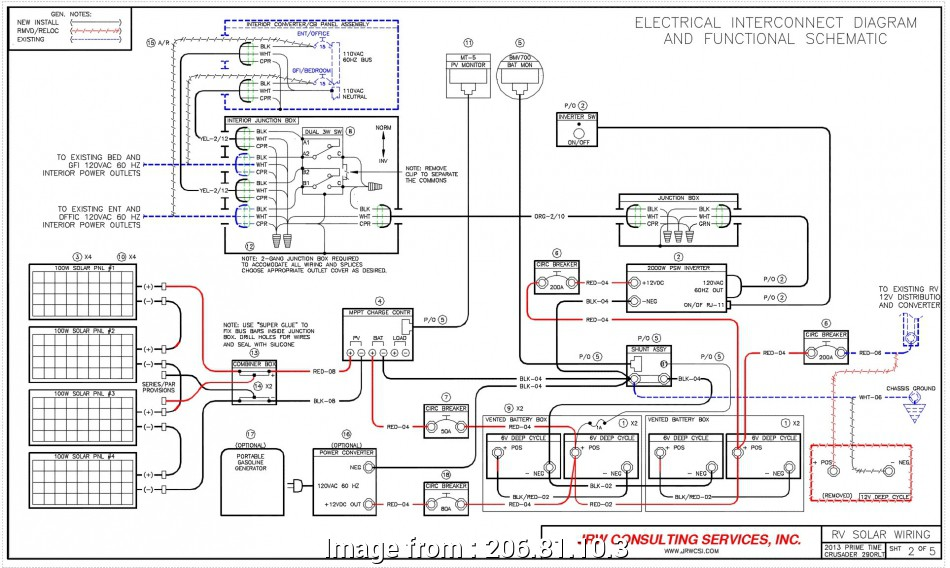 electrical panel wiring drawing off grid solar system wiring diagram best solar panels wiring rh callingallquestions, rv wiring system wiring rv solar system 10 New Electrical Panel Wiring Drawing Images