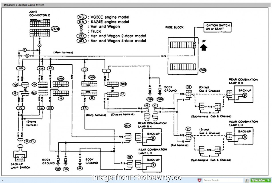[DIAGRAM_38EU]  Nissan Wiring Schematic | Wiring Diagram | 1998 Nissan Wiring Diagram |  | Wiring Diagram - AutoScout24