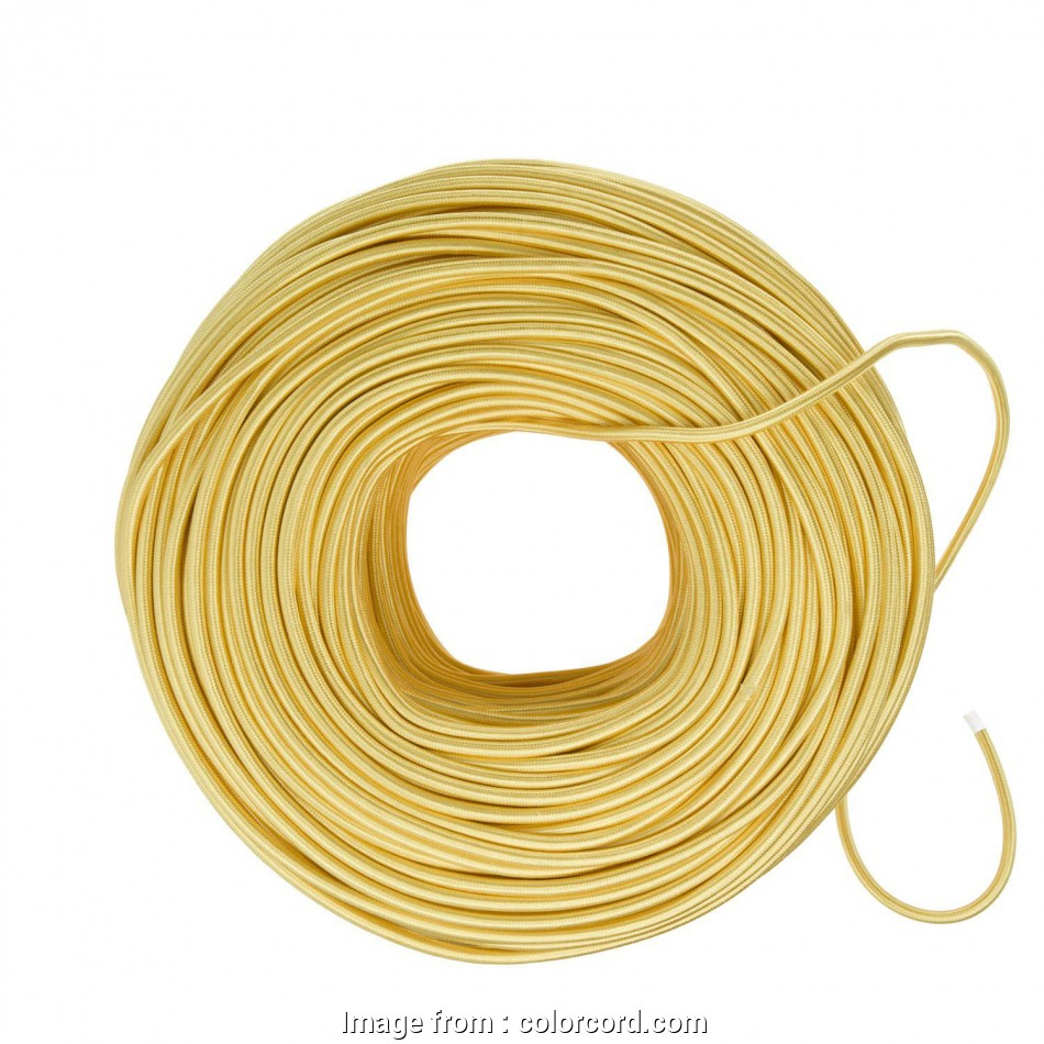 electrical wire colors yellow DIY Fabric Wire by, Foot, Yellow Gold 9 Popular Electrical Wire Colors Yellow Solutions