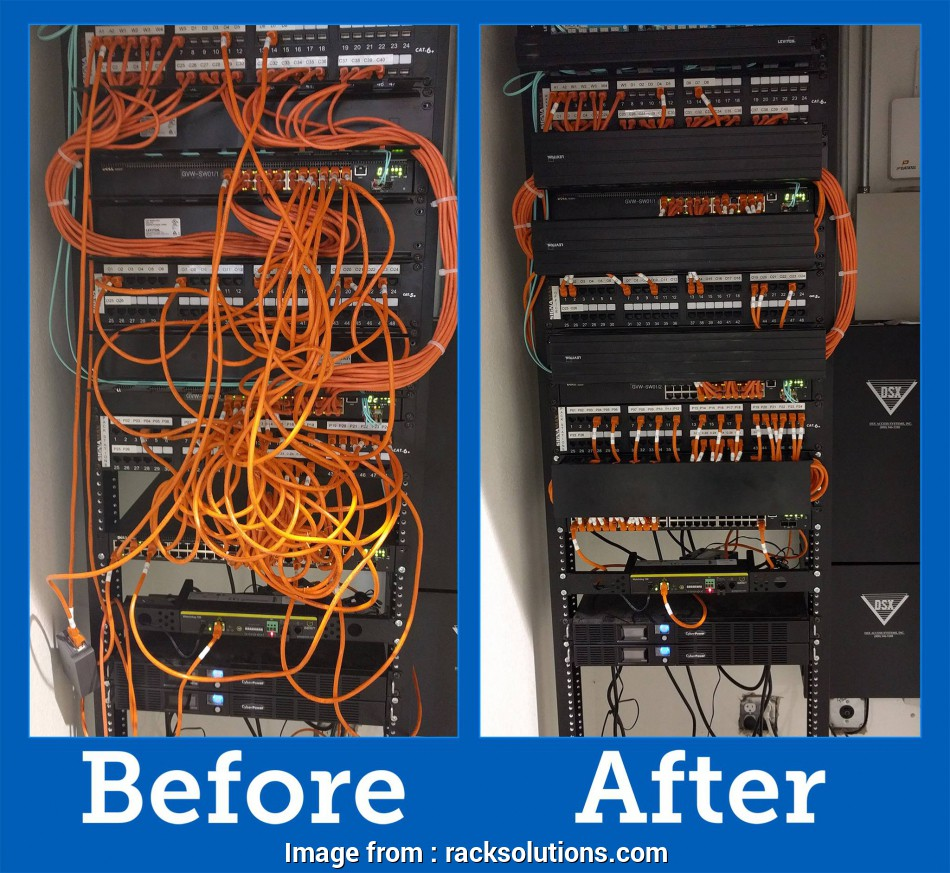 electrical wire rack system Helpful Strategies, Proper Rack Cable Management, RackSolutions 17 Best Electrical Wire Rack System Solutions