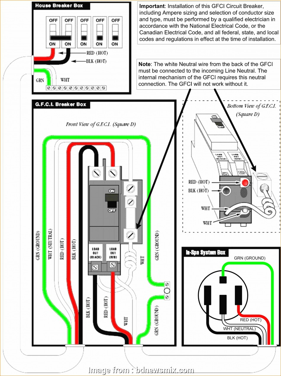 Electrical Wire Size, 220 Volt Perfect Circuit Breaker ...