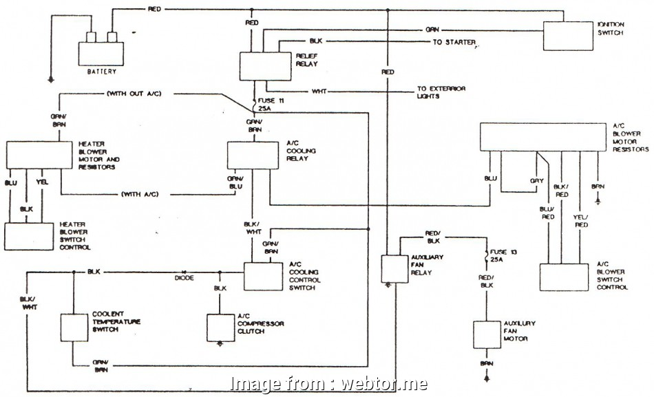Electrical Wiring Diagram  Aircon Creative Electrical