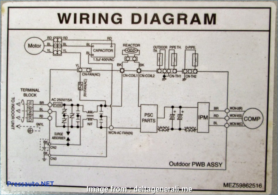 electrical wiring diagram for aircon electrical wiring diagrams, air  conditioning systems part two electrical wiring