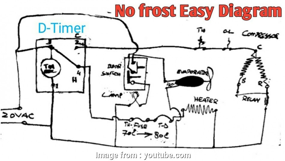 Wondrous Electrical Wiring Diagram Hindi Best No Frost Refrigerator Electric Wiring 101 Cranwise Assnl