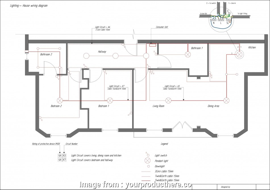 electrical wiring diagram house Electrical Wiring Diagram Of A House Valid Wiring Diagram House Wiring, House Wiring Diagram Electrical 11 New Electrical Wiring Diagram House Pictures