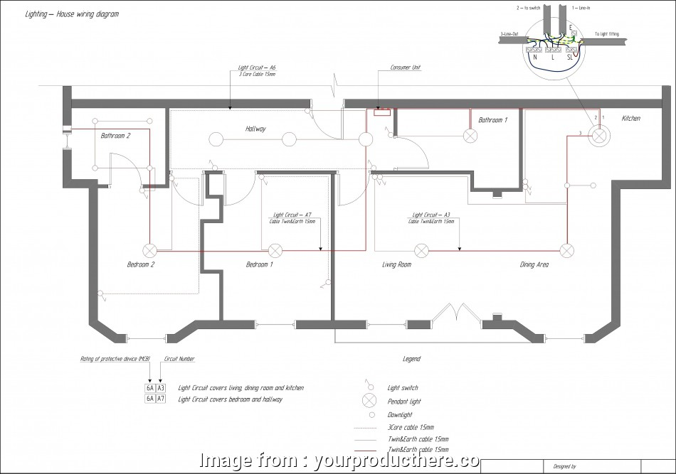 electrical wiring diagram of a house 3 Phase Wiring Diagram House Fresh Electrical Wiring Diagram A House Chuckandblair 13 New Electrical Wiring Diagram Of A House Photos