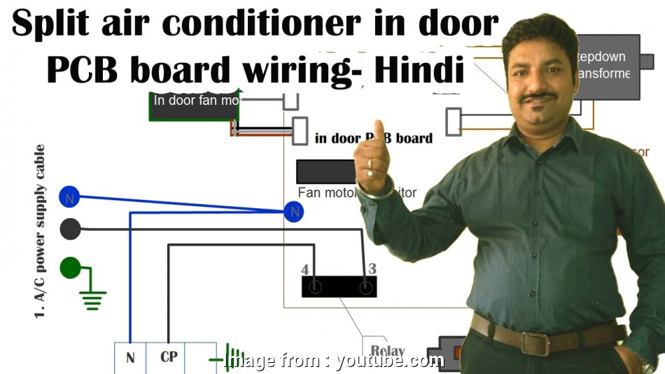 electrical wiring diagram of split ac split, conditioner indoor, board wiring diagram, Hindi 17 Perfect Electrical Wiring Diagram Of Split Ac Ideas