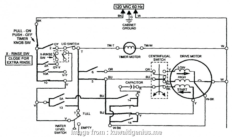 Whirlpool Washer Wiring Diagram from tonetastic.info