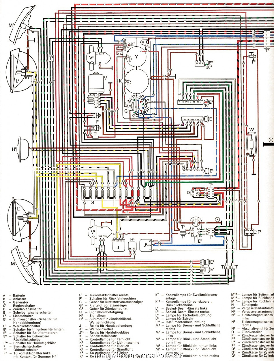19 Cleaver Electrical Wiring Diagram Vw