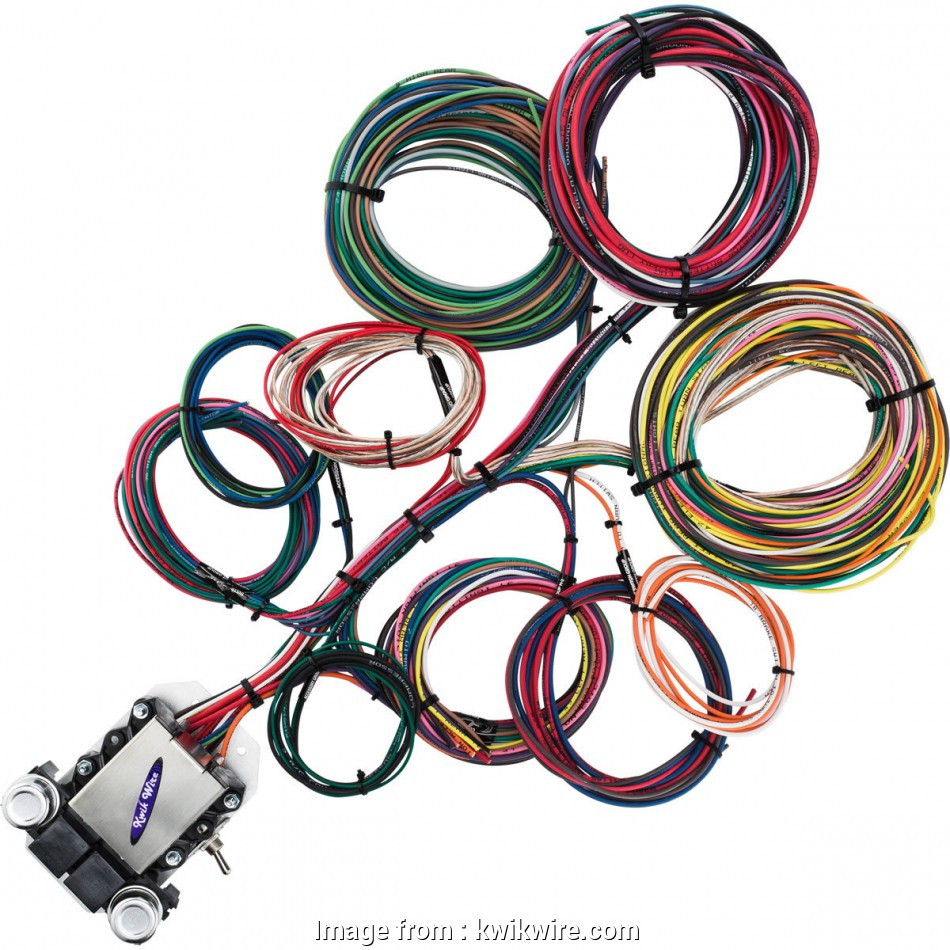 electrical wiring harness 14 Circuit Ford Wire Harness 14 Practical Electrical Wiring Harness Photos