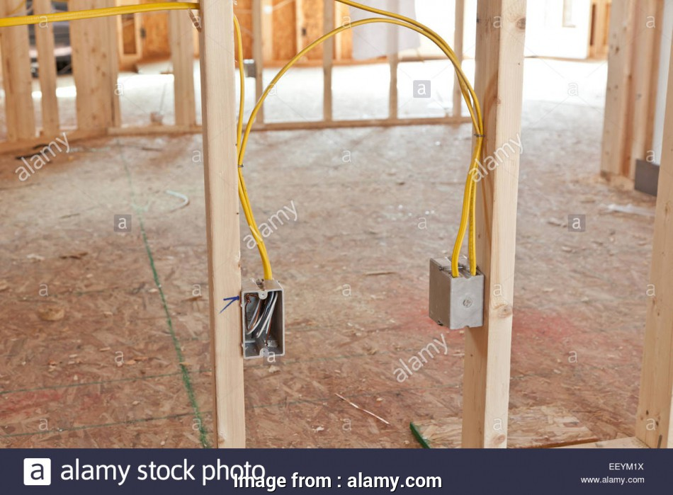 electrical wiring new home construction Electrical wiring in, home construction Stock Photo: 78055094 19 Brilliant Electrical Wiring, Home Construction Photos