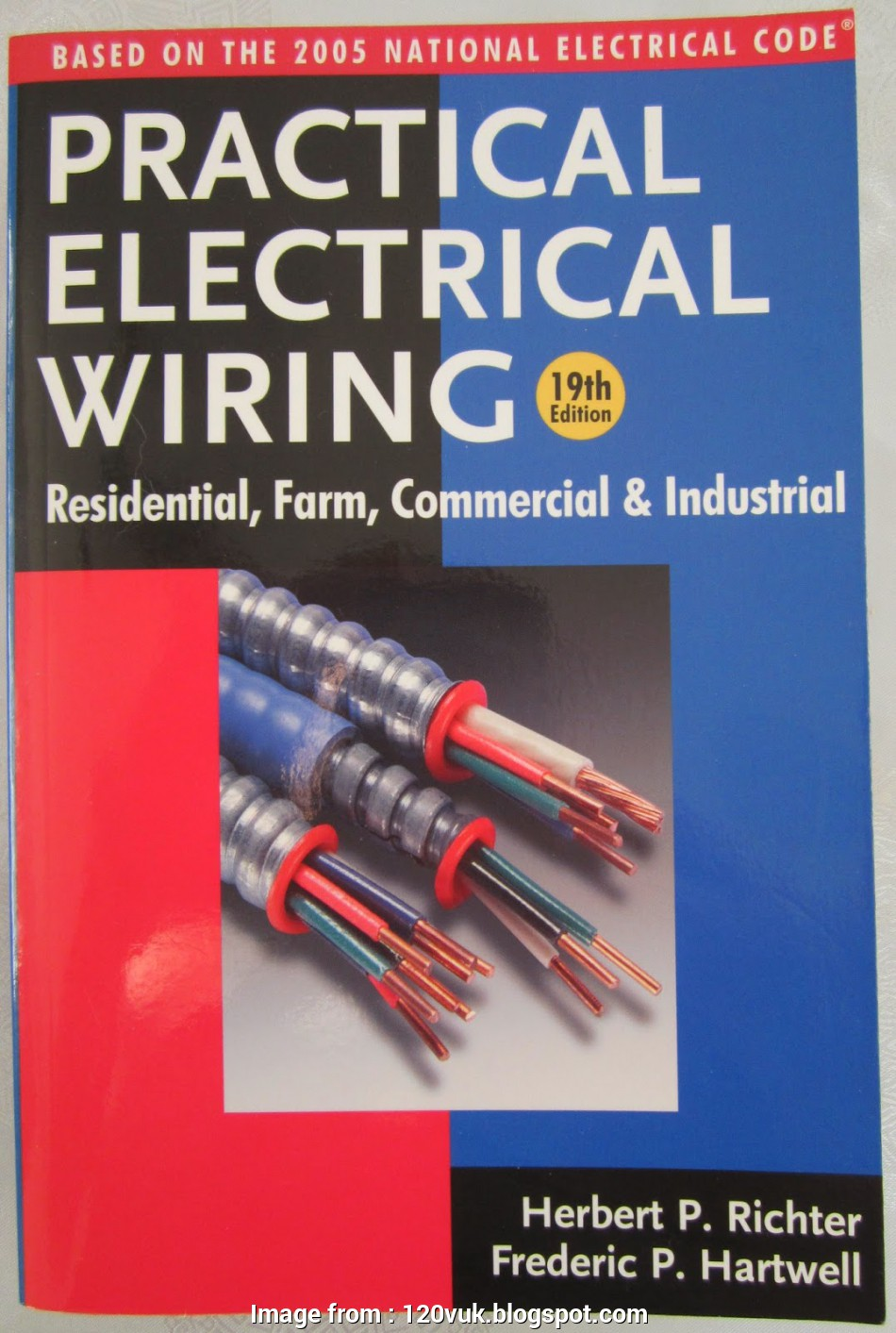electrical wiring residential 19th edition review questions From, back cover: